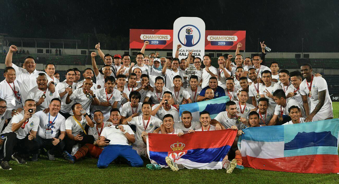 Kisah juara Liga Perdana edisi 2012-2021