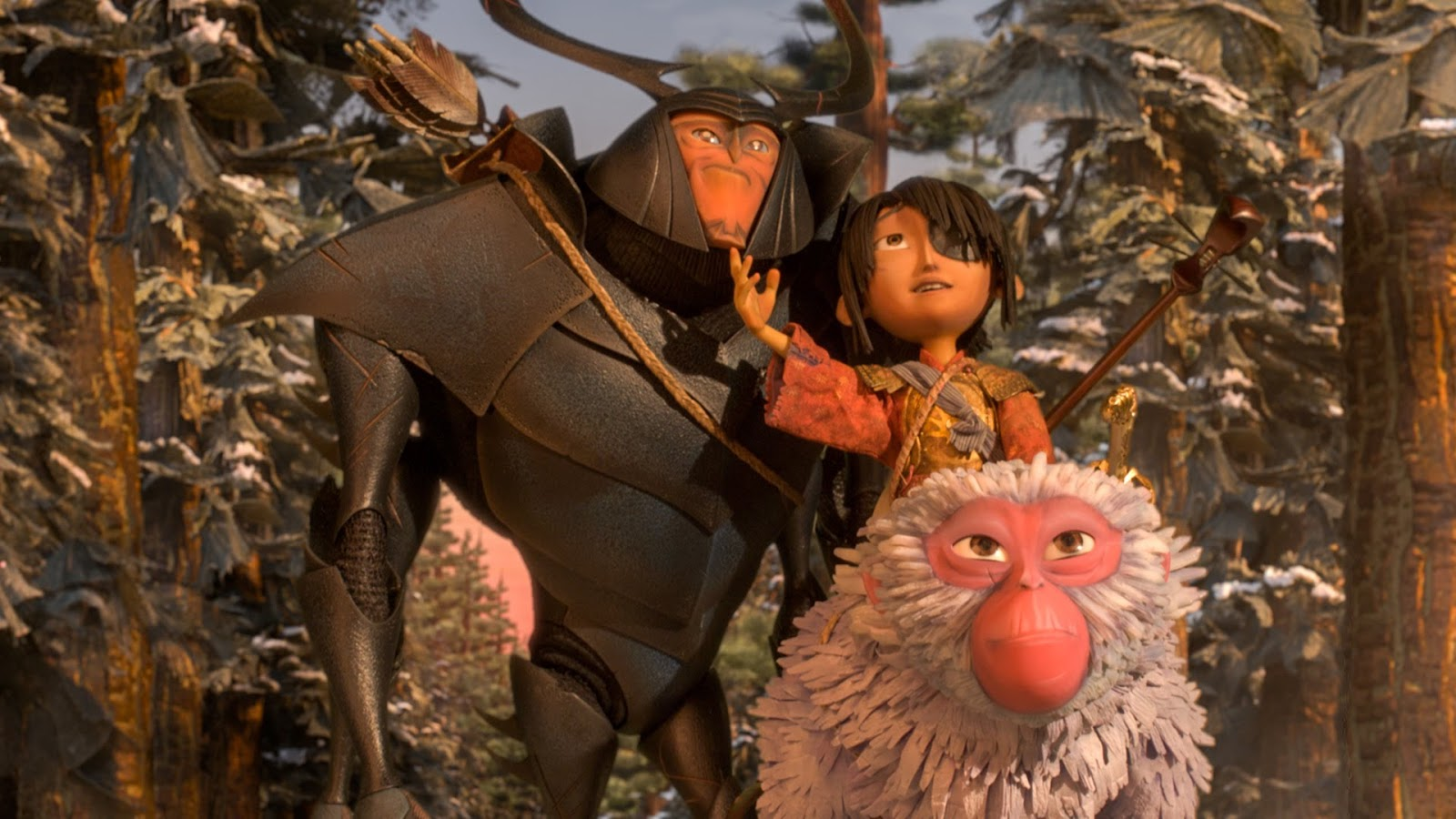 MOVIES: Kubo and the Two Strings - Review