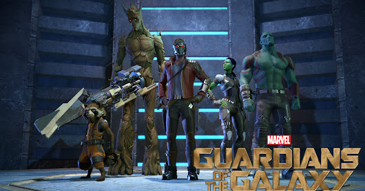 Guardians of the Galaxy TTG v1.08 Apk + Data [UNLOCKED]