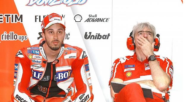 Bos Besar Ducati Harapkan Keberutungan Dovi di MotoGP 2018