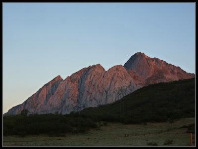 Pico Valverde y Pico Torres