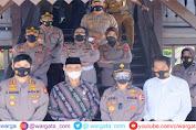Kabid Humas: Kunjungan Kapusjarah Polri di Makasar Dilaksanakan  Dengan Prokes Ketat