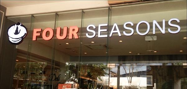 Four Seasons buffet & hotpot at Araneta Center - Cubao