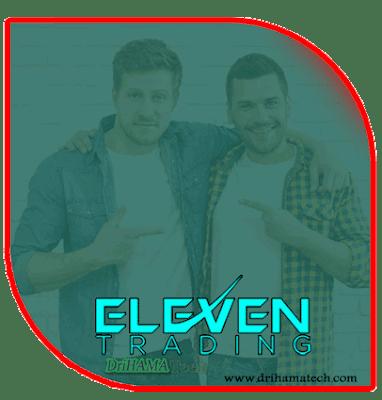 الإحالة المباشرة  Eleven trading Direct referral