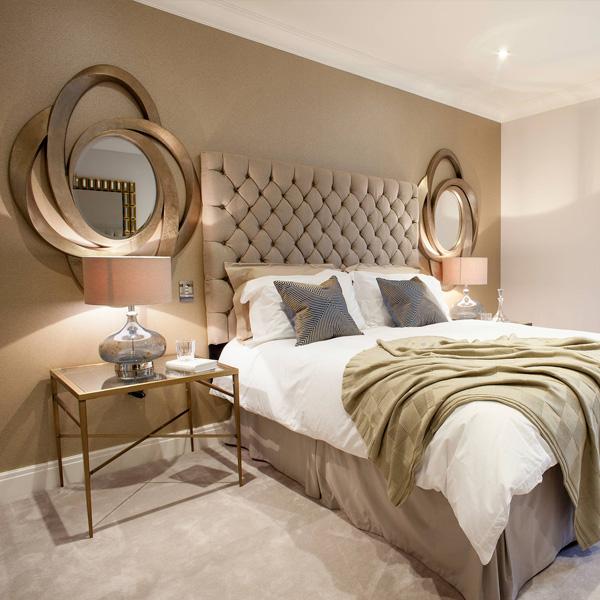 La simmetria in camera da letto secondo il Feng Shui immagine