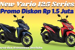 New Honda Vario 125 Series