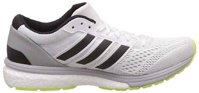 Adidas Men's Adizero Boston 6 Wide Running Shoes