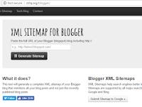 Membuat Petasitus XML blogger otomatis