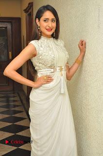 Actress Pragya Jaiswal Stills in Beautiful White Dress at turodu Audio Launch  0016.JPG