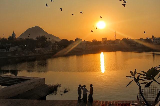 Sacred Town of Pushkar