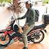 Anda boleh jimat RM10,070 setahun jika rela berpanas/berhujan dengan menggunakan motosikal