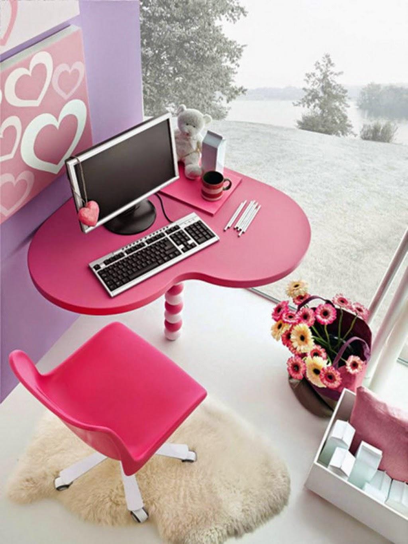 cool desk chairs for girls chicco polly high chair zest bricolage e decoração ideias para recantos com secretária