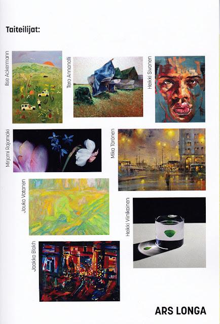 Taidenäyttely, ARS Longa, Mirjami Rajamäki, kevät, printemps, näyttely, valokuvanäyttely, scanography, kevätkukat, valokuvanäyttely