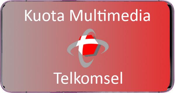 Kuota Multimedia Telkomsel