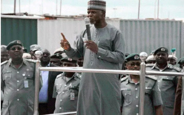 CUSTOMS DG It's Most Likely For Pres. Buhari To Lift Land Border Vehicle Importation Ban