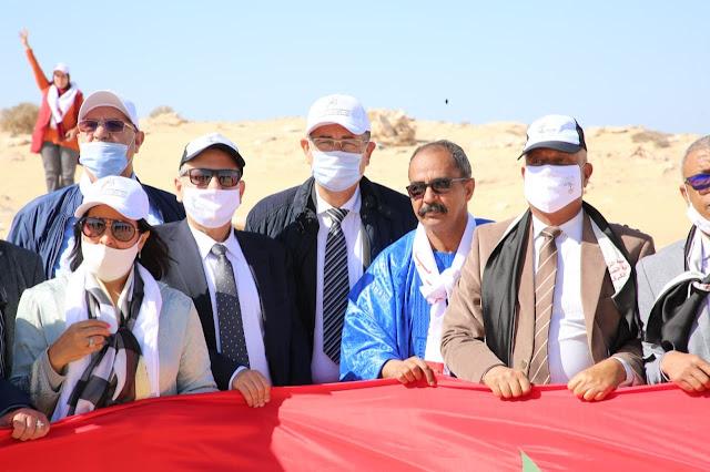 الجمعية المغربية للجماعات الترابية تعبر عن تأييدها للتدخل المغربي في تحرير معبر الكركرات