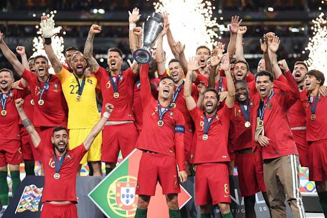 Ronaldo & BĐN vô địch UEFA Nations League có chắc suất dự Euro 2020?