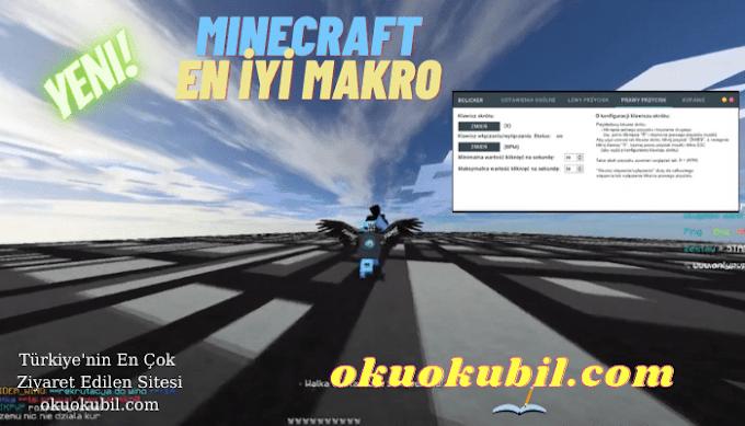 Minecraft BClicker Downloader v16 En İyi Makro Hilesi Craftrise 2021