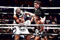 buakaw in thai fight 2012
