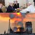 Presidente Nelson envía Nota Personal al Papa Francisco sobre el Incendio en Notre Dame