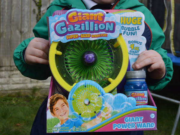 Giant Gazillion Giant Power Wand Review