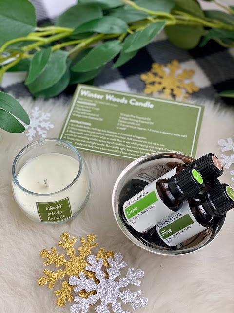 November's Simply Earth Essential Oils Box