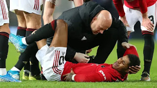 Solskjaer Provides Update on Marcus Rashford Injury After Man City Win
