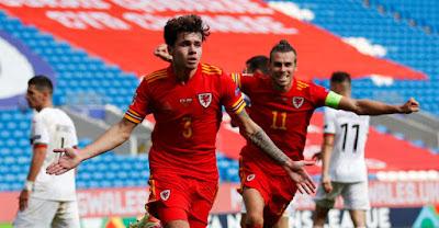 هدف فوز ويلز علي بلغاريا في الوقت القاتل (1-0) دوري الامم الاوروبية