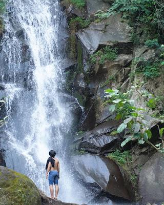 Rute Dan Lokasi Coban Putri Tlekung Batu, Spot Tangan Raksasa