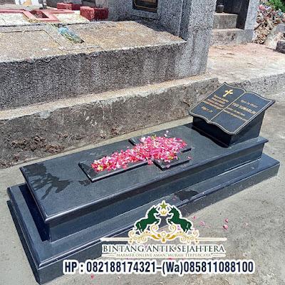 Model Makam Granit Kristen   Pusara Makam Kristen Granit