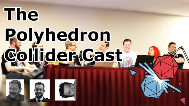 Airecon 2018 - On the Couch with Polyhedron Collider