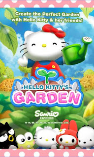 Hello Kitty Garden MOD APK Offline v1.0.1