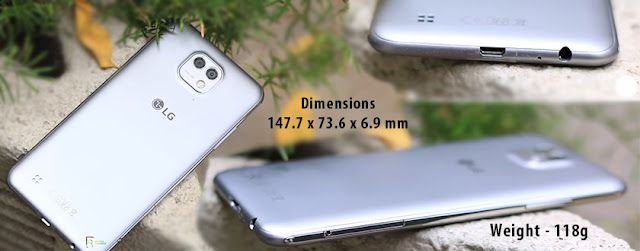 LG X cam Titan LGK580I