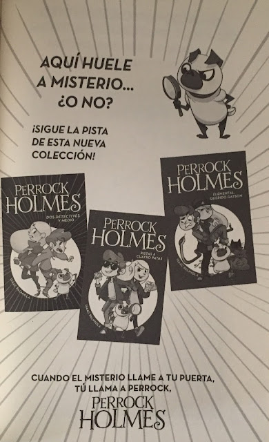 #HoyLeemos #PerrockHolmes #PorqueLeerImporta #Montena #megustaleer #BoolinoFriend