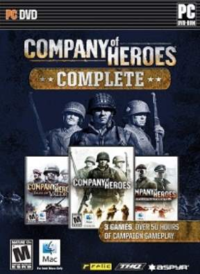 Company of Heroes Complete Edition [Full] [Español] [MEGA]
