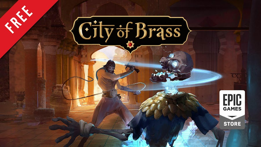 city of brass free pc epic games store uppercut games adventure game