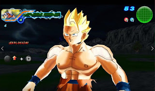 DESCARGA! YA FULL ISO DBZ TTT MOD V 2 CON MENÚ [FOR ANDROID Y PC PPSSPP]