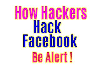 Hacker's facebook account कैसे हैक करते है । 5 methods