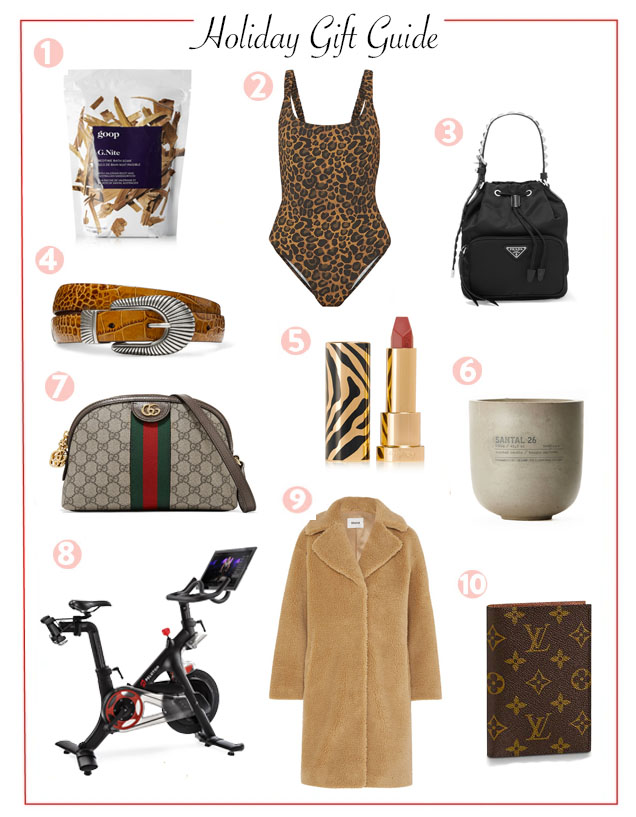 If you don t know, Goop (owned by GPal lifestyle brand) comes up with the  most insane gift guide from a  6 million balloon expedition over Mt. ... c1bf7b7efa