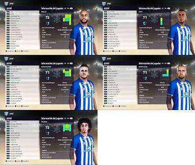 PES 2021 Facepack Avai FC