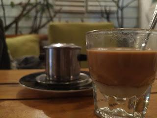Vietnam Drip di Secret Garden Cafe Cianjur, Sempurna!