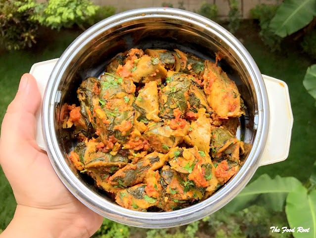 Arbi kay pattay or taro is a vegetarian dish, served as a side dish or as a light main. This dish can get ready in 45 minutes or less. These are an absolute game-changer. You may be surprised at how great they will taste!
