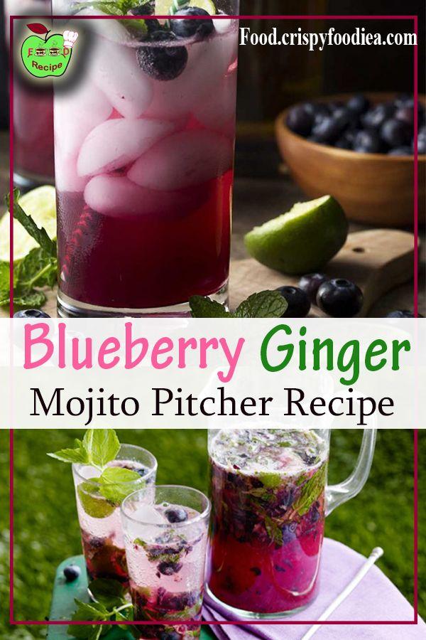 Mojito Pitcher Recipes | Mojito Recipes