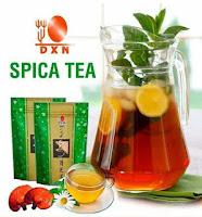 dxn,منتجات dxn,شركة dxn,شركة دكسن,شركة dxn الماليزية,Spica tea,