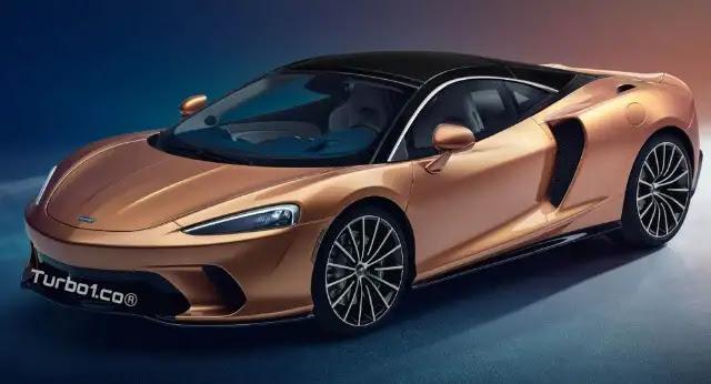 ماكلارين جي تي 2020 McLaren GT بسعر 250.000 دولار أمريكي تفشل امام منافسيها