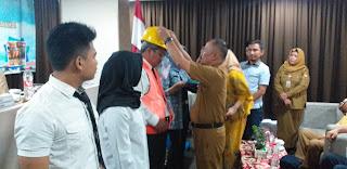 Kadis PUPR Provinsi Jambi Secara Resmi Membuka Pelatihan, Pembekalan, Uji Sertifikasi tingkat tenaga ahli, ahli bangunan, gedung dan ahli SDA