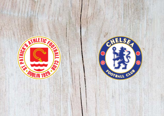 St. Patricks Athletic vs Chelsea Full Match & Highlights 13 July 2019