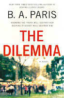 The Dilemma by B. A. Paris book cover and review