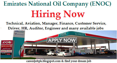 Emirates National Oil Company Jobs in UAE