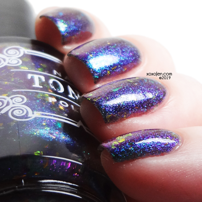 xoxoJen's swatch of Tonic Field of Flowers